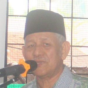 PROF. H. M. HASBALLAH THAIB, MA, PH.D